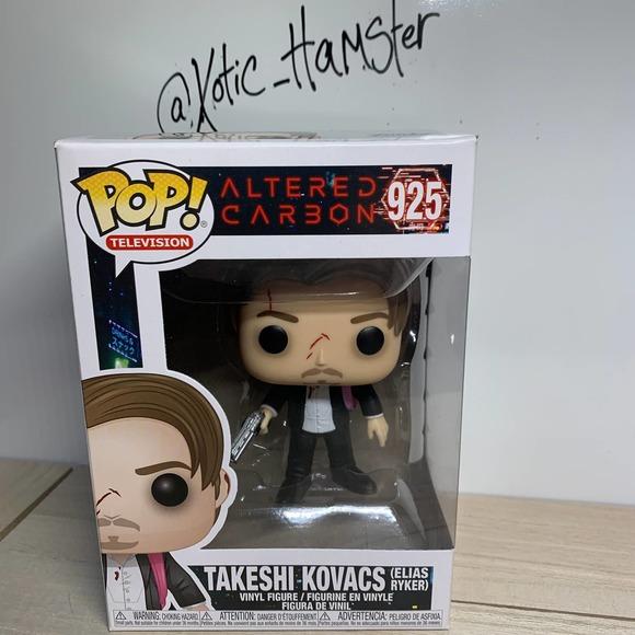 Funko Pop Takeshi Kovacs (Elias Ryk)